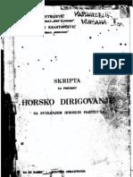 Skripta Za Predmet Horsko Dirigovanje