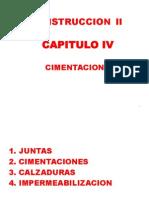 Construccion II-cap IV - Cimentaciones(r5)