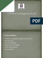 Semana 1 Geologia General