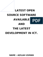 The Latest Open Source Software Available
