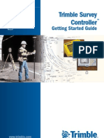 Gps Trimble Gettingstarted Guide