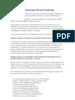 Philip Kotler Los 10 Principios Del Nuevo Mkting