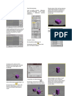 3Ds MAX 9 Primeros Pasos