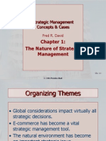 Strategic Managment Chapter-1