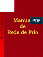 Manual Rede de Frios