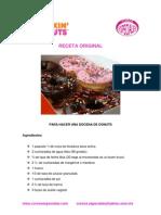 Dunkin Dunts - Receta Original