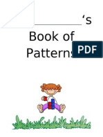 Pattern Book and Cover Pages