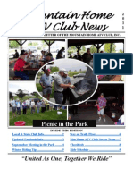 Oct 2011 Newsletter -- Email