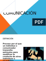 Comunicacion Power Point Familia