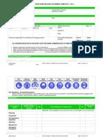 Safe Work Method Statement Template  Method Of Statement Sample