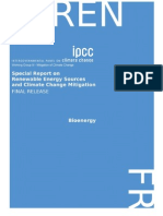 IPCC Report on Bioenergy_2011