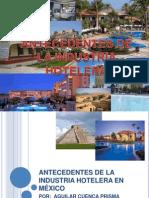 1-1 Antecedentes de La Industria Hotelera en Mexico