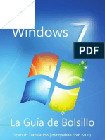 Manual Windows 7 Espanol
