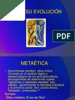 ETICA Y Su Evolucion