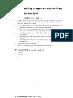 uitwerking vragen en opdrachten 2007-8