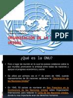 ONU presentación