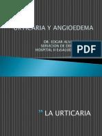 Unc 4 Urticaria y Angioedema