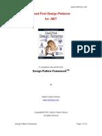 Design Patterns In Java Pdf Head First