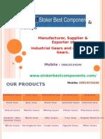 Gears Manufacturer