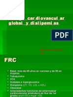 Riesgo cardiovascular global y dislipemias