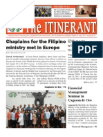 The Itinerant Sept2011 Issue No 23