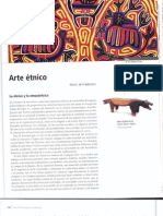 Arte Étnico.  Nina S. de Friedeman