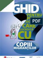7 Ghid Profesionisti Copii Migratie