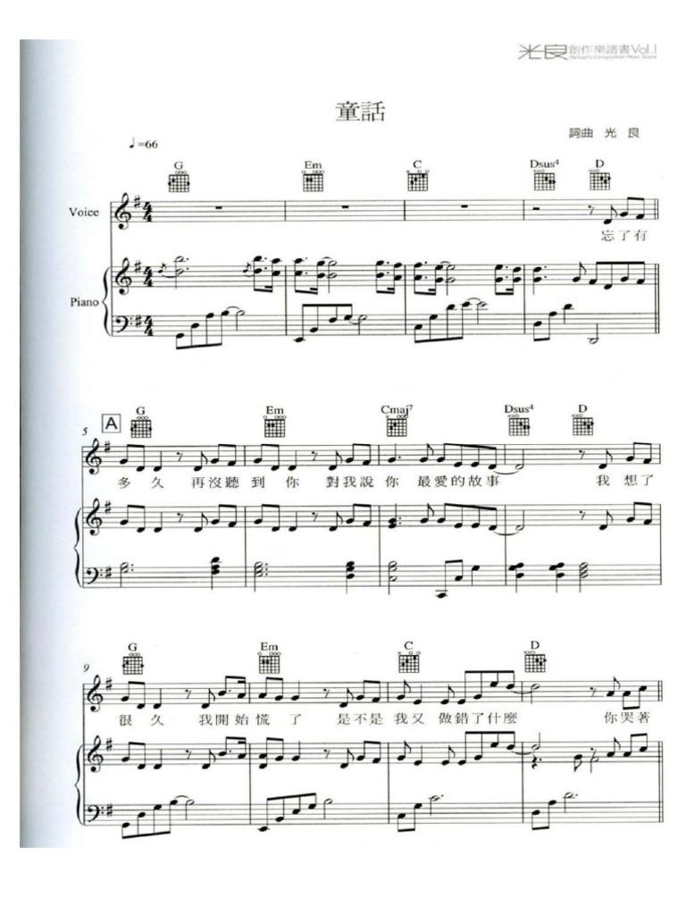 Wedding dress piano pdf