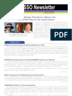 IFSSO Newsletter Jul-Sep 2011