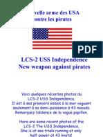 Contre pirates-USA-againts pirates