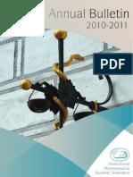IPSF Annual Bulletin 40 August 2011