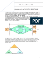 Ciclo De Vida Del Proyecto - Administración De Proyectos