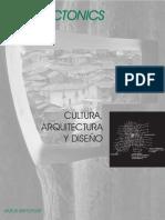 Arquitectura y Diseño (Principios)