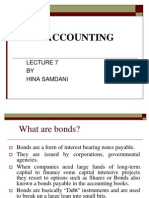 1 Bond Accounting