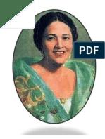 Maikling Talambuhay Ni Josefa LLanes Escoda