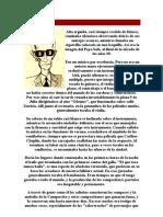 ADOLFO GUSTAVO -PAYO -SOLA semblanza