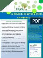 EDUCARes. Newsletter nº6