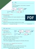 Phase Sensitive Detection