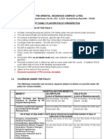 HID Happy Family Floater Brief Prospectus 2008