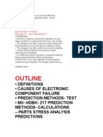 White paper on MTBF