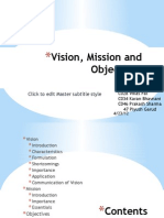 PTBMA-Strategy Mission, Vision and Objectives-2