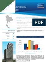 Bangkok Condominium Market Report Q3 2011 by Colliers International Thailand
