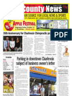 Charevoix County News - October 13, 2011