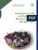 ITPGRFA-International Treaty on Plant Genetic Resource