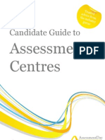 Assessment Centre Guide