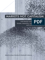 Markets Not Capitalism