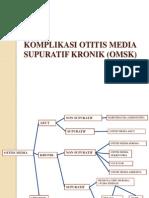Komplikasi Otitis Media Supuratif Kronik (Omsk)