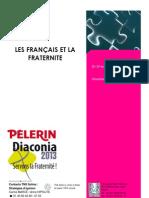 Les Français et la fraternité