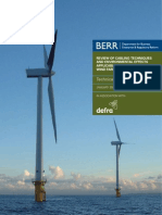 Report UK Subsea Cables for WindFarms
