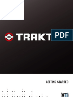 Traktor Getting Started English